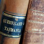 National Meteorological Library: old books for new times