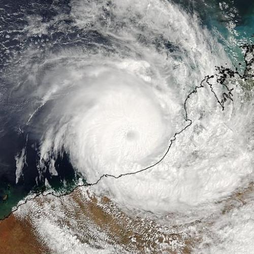 Tropical cyclone Fay, 16-28 March 2004
