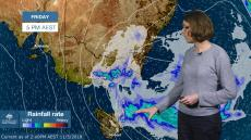 Weather update: Cold snap for southeastern Australia, 11 May 2018