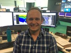 AUDIO: Warm night before wintry blast for Vic