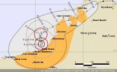 Tropical low over northern WA likely to develop into a tropical cyclone