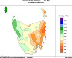 AUDIO: Tasmania's Autumn Climate Summary