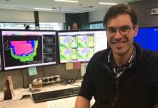 AUDIO: Cold front with damaging winds forecast for Victoria